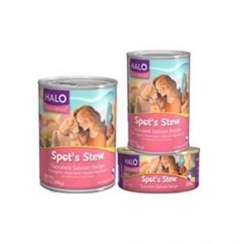 Halo Turkey Wet Cat Food (12x3OZ )