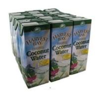 Harvest Bay Coconut Water (12x33.8OZ )