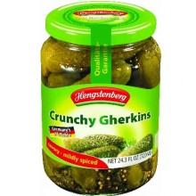 Hengstenberg Crunchy Gherkins (12x24.3OZ )