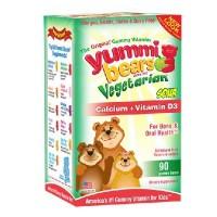 Hero Nutritionals Yb Calc/Vit D Veget (1x90CNT )