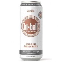 Hi*Ball Enrg Vanilla Water (12x16OZ )