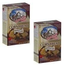 Hodgson Mill Cornbread Muffin (8x7.5OZ )