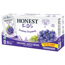 Honest Kids Grape Juice (4x8Pack )