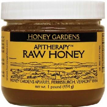 Honey Gardens Apith Raw Honey (4x1LB )