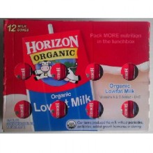 Horizon 1% Plain Clbpk (1x12Pack )