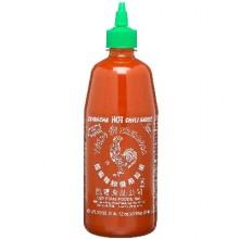 Huy Fong Sriracha Ht Chli Sauce (12x28OZ )