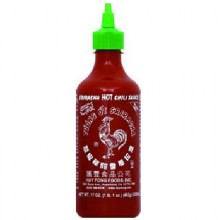 Huy Fong Sriracha Ht Chli Sauce (12x17OZ )
