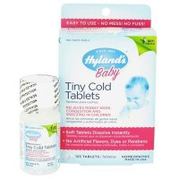 Hylands Homeopathic Remedies Baby Tny Cold Tab (1x125TAB )