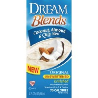 Imagine Foods Cnut/Almond Chia Un Sweet (6x32OZ )