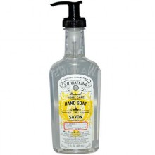 J R Watkins Lemon Liquid Hand Soap (6x11OZ )