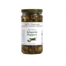 Jeff's Naturals JalapenoSliced Tamed (6x12OZ )