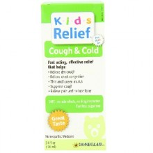 K.I.D.S Relief Cough Cold Fruit (1x3.4OZ )