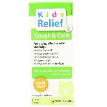 K.I.D.S Relief Cough Cold Fruit (1x3.4OZ )
