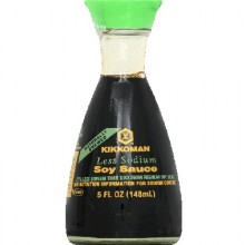 Kikkoman Ls Soy Sce/Dispenser (12x5OZ )