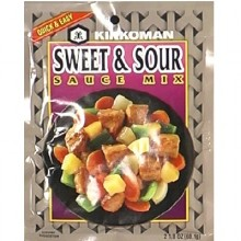 Kikkoman Sweet & Sour Mix (12x2.12OZ )