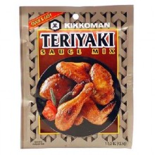 Kikkoman Teriyaki Mix (12x1.5OZ )
