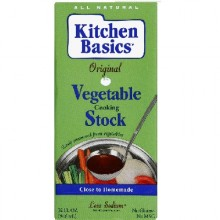 Kitchen Basics Vegetable Stock (12x32OZ )