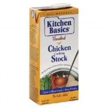 Kitchen Basics Chicken Stock Unsltd (12x32OZ )