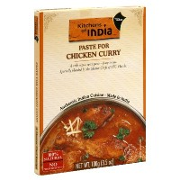 Kitchens Of India Paste For Chicken Curry (6x3.5OZ )