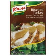 Knorr Gravy Roasted Turkey (12x1.2OZ )