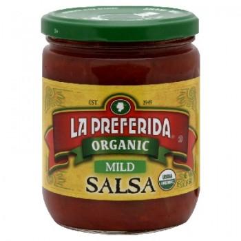 La Preferida Salsa Mild (12x16OZ )