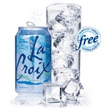 Lacroix Pure Sparkling Water (3x8Pack )