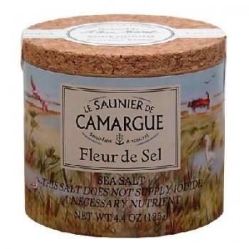 Le Saunier De Camargue Fleur De Sel (6x125GRAM)