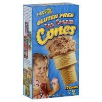 Let's Do...Orgainc Ice Creme Cones (12x1.2OZ )