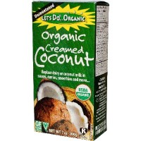 Let's Do...Organic Creme Coconut (6x7OZ )