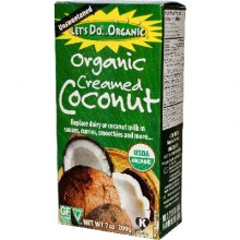 Let's Do...Organic Creme Coconut (6x7OZ )