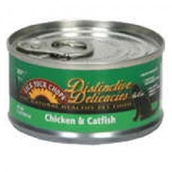 Lick Your Chops Chicken & Cat Fish (24x3OZ )