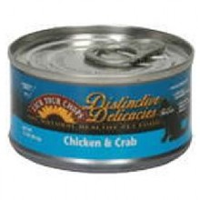 Lick Your Chops Chicken/Crab Cat (24x3OZ )