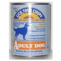 Lick Your Chops Adult Dog Food Cans (12x13.2OZ )