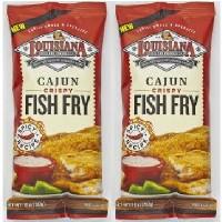 Louisiana Fish Fry Cajun Crispy Fish Fry (12x10OZ )