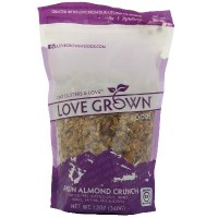 Love Grown Foods Raisin Almond Crunch Granola (6x12OZ )