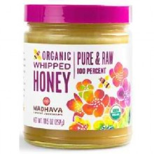 Madhava Whipped Honey (6x10.5OZ )