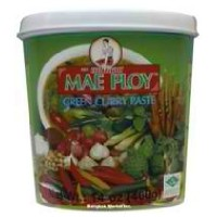 Mae Ploy Green Curry Paste (24x14OZ )
