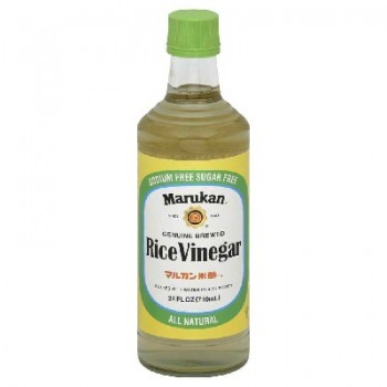 Marukan Brewed Rice Vngr (6x24OZ )
