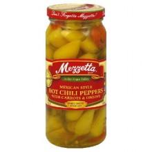 Mezzetta Mexican Chili Pprs (6x16OZ )