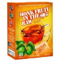 Monk Fruit In The Raw Pack et (8x40 CT)