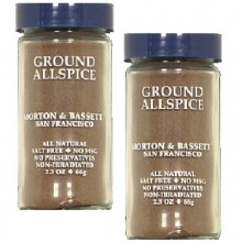 Morton & Bassett Ground Allspice (3x2.3OZ )