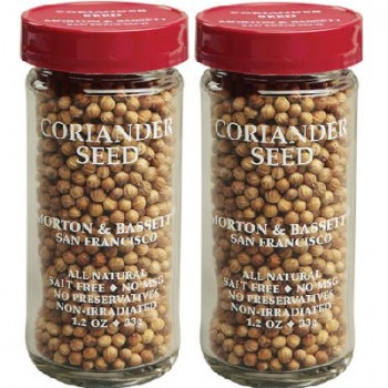 Morton & Bassett Coriander Seed (3x1.2OZ )