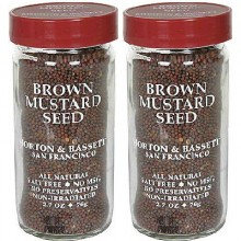 Morton & Bassett Mustard Seed (3x2.7OZ )