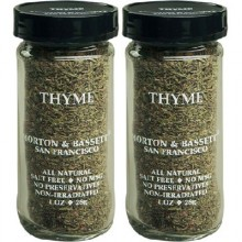Morton & Bassett Thyme (3x1OZ )