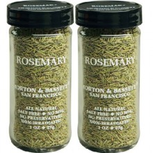 Morton & Bassett Rosemary (3x1OZ )