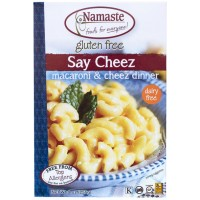 Namaste Foods Say Cheez Pasta Blend (6x9OZ )