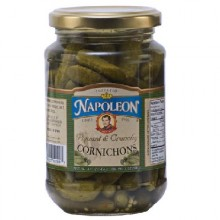 Napoleon Co. Cornichons (12x12OZ )