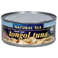 Natural Sea Tongol Tuna Sltd (12x5OZ )
