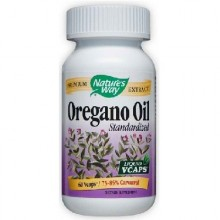 Nature's Way Oregano Oil (1x60VCAP)