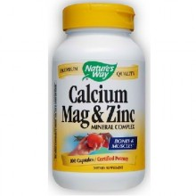Nature's Way Calc/Mag & Zinc (1x100CAP )